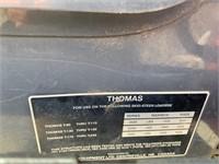 Thomas 153 Skid Loader - 1460 hours