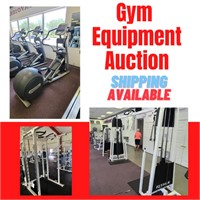 GYM CLOSING - COMMERCIAL FITNESS EQUIPMENT