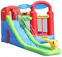 Inflatable Bounce House or Water Slide