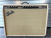 Fender Twin Reverb Amp - Tan AC 055684