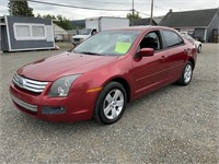 Vehicle Auction, Ends August 9th