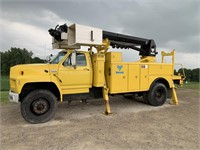 August 11th Truck & Tractor Online Auction