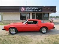Collector Car Live Auction