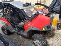 Polaris RZRs, Polaris ATV, Honda Dirt Bike & Bombardier Snow