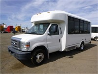 2012 Ford E450 Paratransit Bus