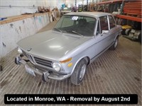 PRIVATE BMW COLLECTION - ONLINE AUCTION