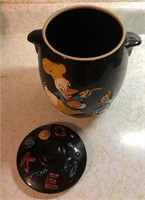 Donald Duck Cookie Jar