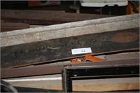 John Sutton Shop tools and equipment Auction