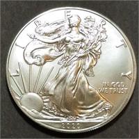 2020 American Silver Eagle - 1 OZ. BU .999 Silver