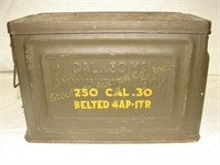 250,  cal 30 M1 (30-06), belted armor piercing &
