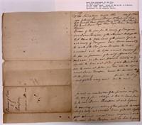 1812 Indenture (Deed), Fauquier County, VA