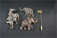 Sterling Lapel Pin & More