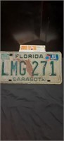 License Plate auction