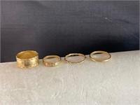 10K & 14K Gold Rings
