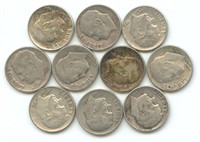 July Coin Auction