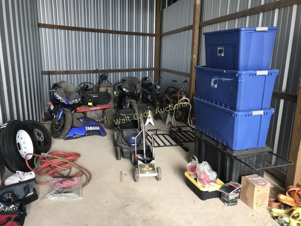 Beltway Storage - Online Auction - Houston Tx #1372