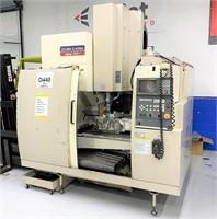 "OKUMA & HOWA #MILLAC-438V ""4-Axis"" CNC VERTICAL"