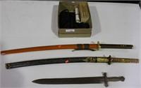 ASIAN INSPIRED SWORDS