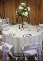 Final Liquidation of Wedding/Event Decor  From  Former Acorn