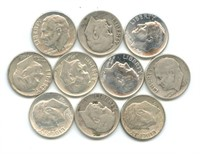 Gold U.S. Coins, Silver Half Dollars, 1800's Coins & More