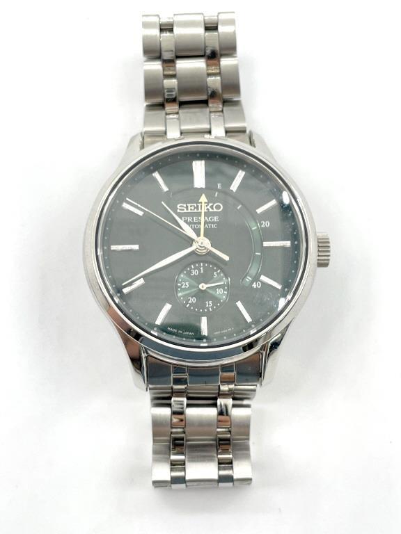 Seiko Presage Automatic Men's Wrist Watch