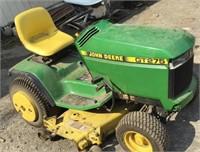 John Deere GT275 lawn mower