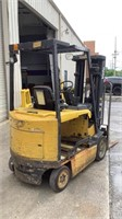 Yale Electric Forklift ERC040ZGN36TE084 *INOP*