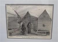 Folk art & Decoys & Sportsman auction