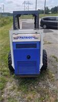 200 Patriot Skid Steer-295 hrs-600lb Cap w/3 Attac