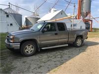Acreage Moving Auction