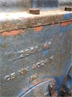 Ford Industrial Backhoe