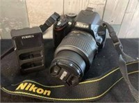 Nikon D5100 16.2 Mp Digital SLR Camera