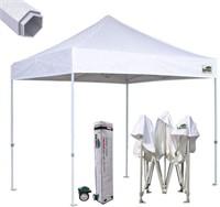 Eurmax Premium 10'x10' Ez Pop-up Canopy(white)