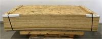 (44) Plywood Sheets