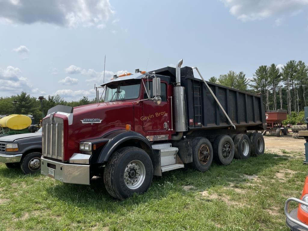1995 Kenworth T800 Dump Truck