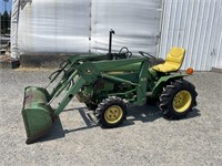 September Machinery and Misc Consignment Auction