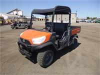 2013 Kubota RTVX900 Utility Cart