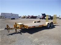 2007 Jacobsen T/A Equipment Trailer