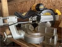 DeWalt Compound Miter Saw and Accessories