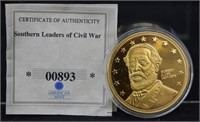 Multi-Consignor Gentlemen's Collectibles, Coins & Stamps