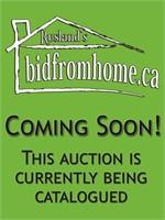 Antiques & Art Online Auction - Sept 18-22/21