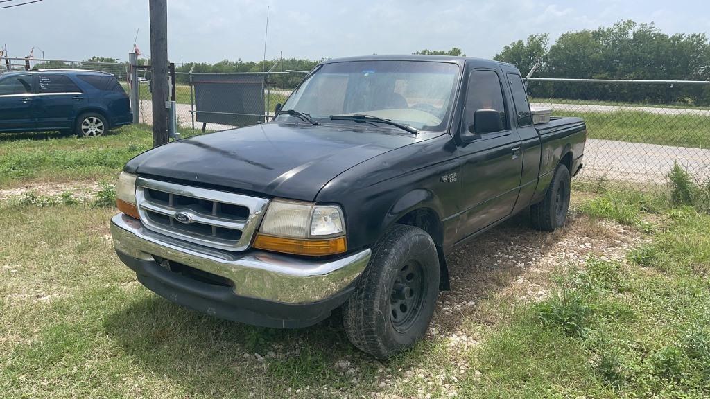 2000 Ford Ranger 2wd