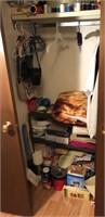 Contents of Bedroom #1