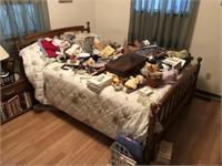 Contents of Bedroom #2