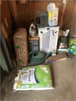 Contents of Garage