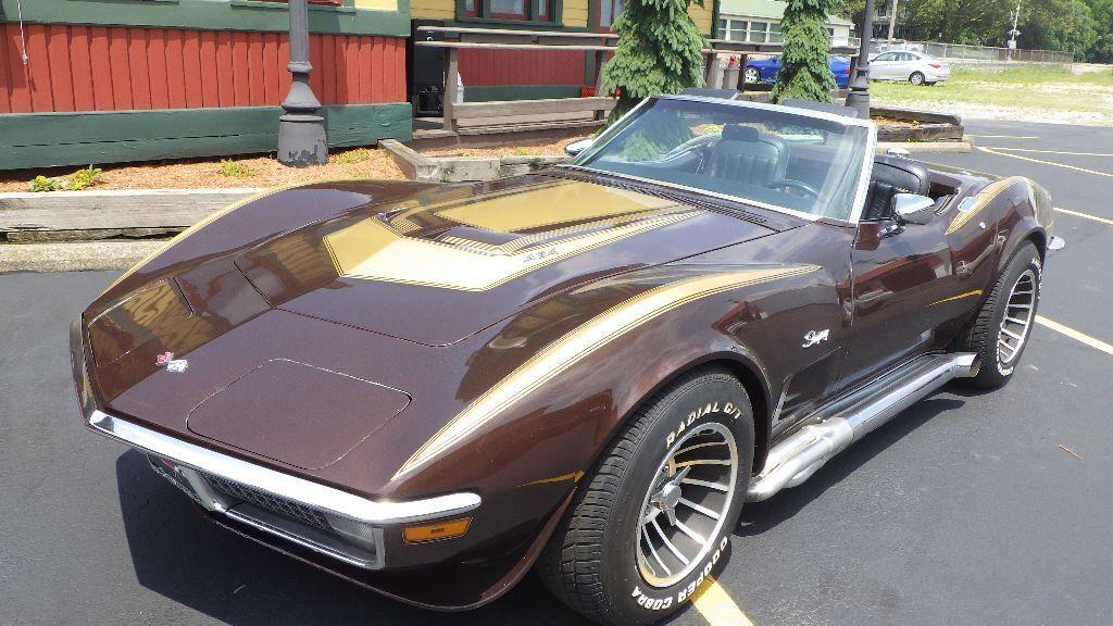 1969 Corvette Stingray.