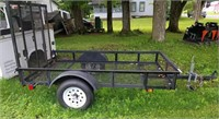 Carry-On Trailer Corp 5'x8' Trailer