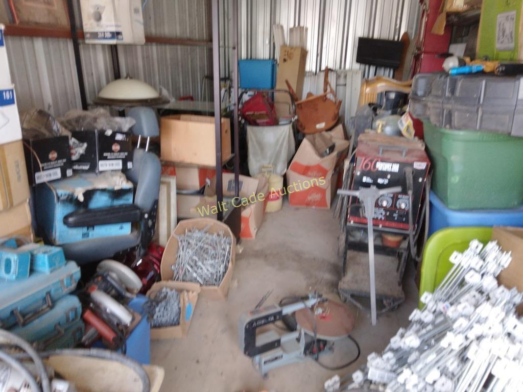 Online Storage Auction - Hallsville, Tx #1375