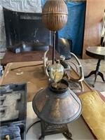 Steam Punk Lamp 2 foot tall