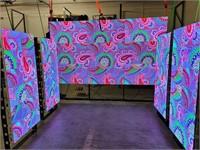 HUGE Planar Leyard LED Complete Video Wall System